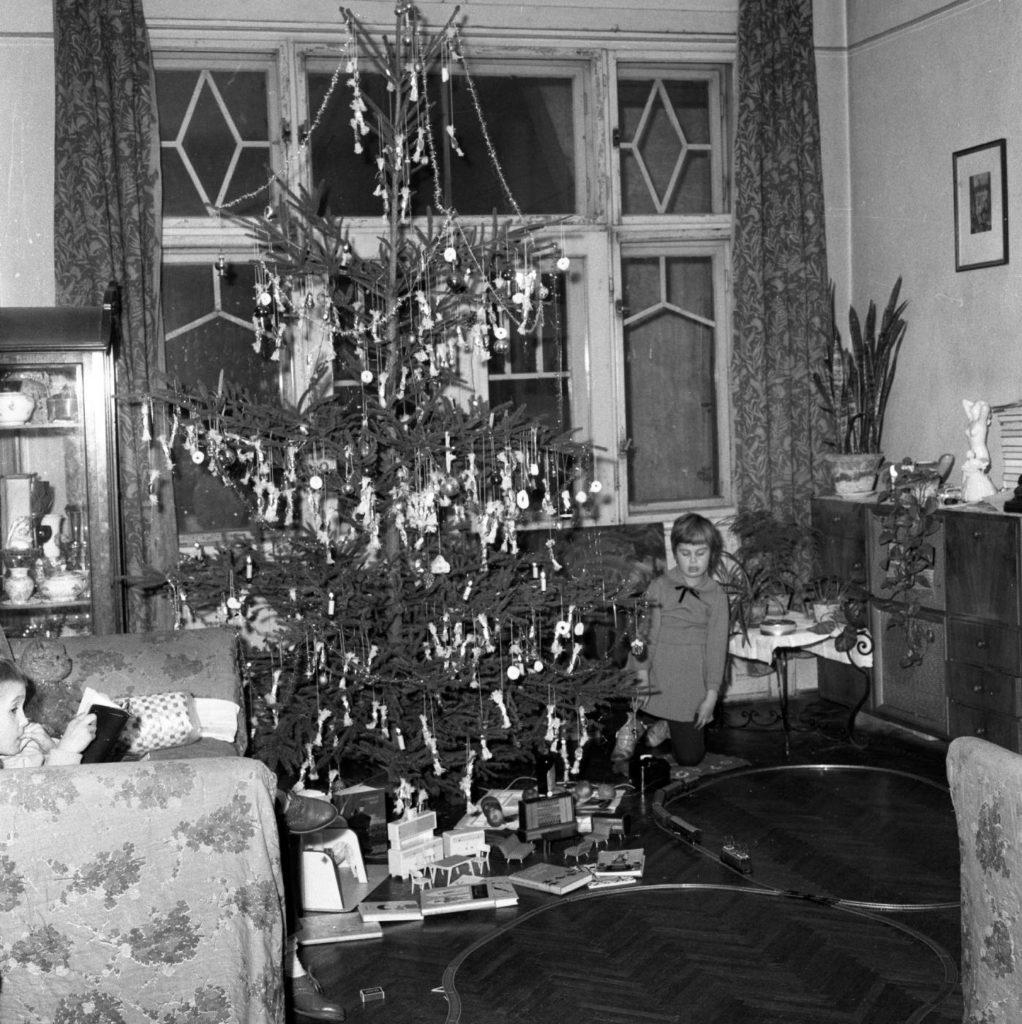 Karácsony a 60-as években
