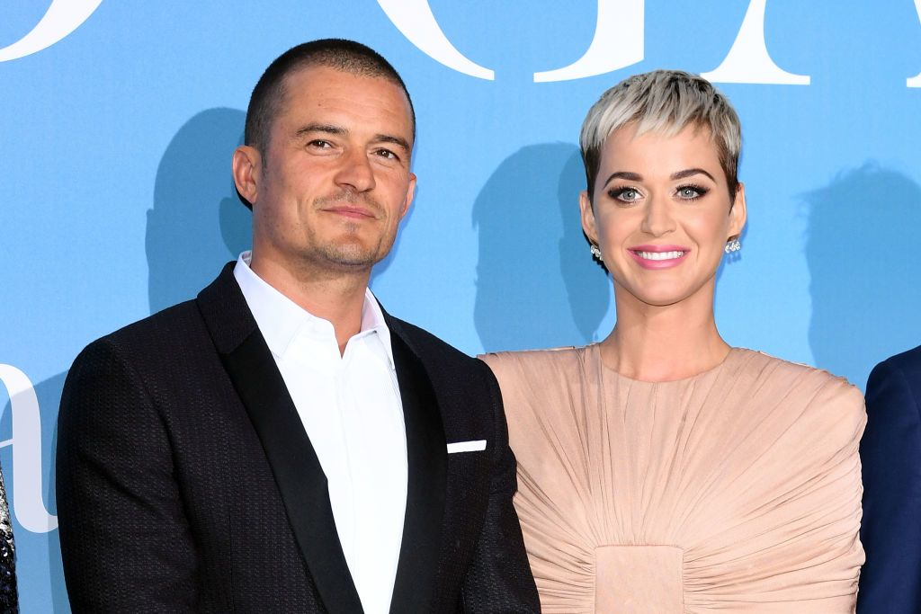 Katy Perry és Orlando Bloom - Fotó: Getty Images