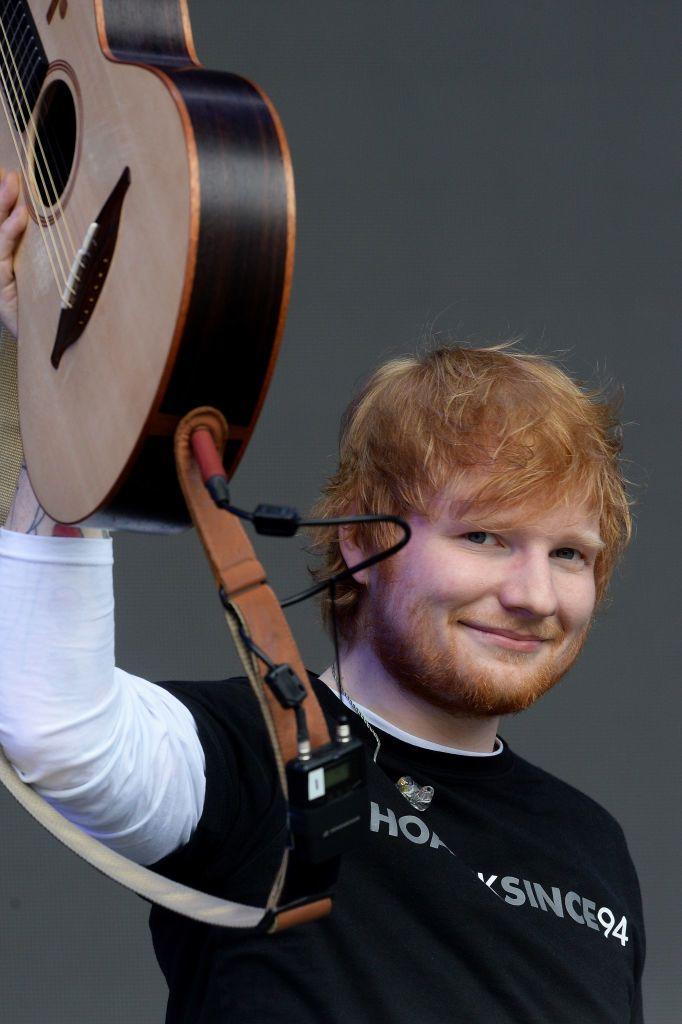 Ed Sheeran - Fotó: Getty Images