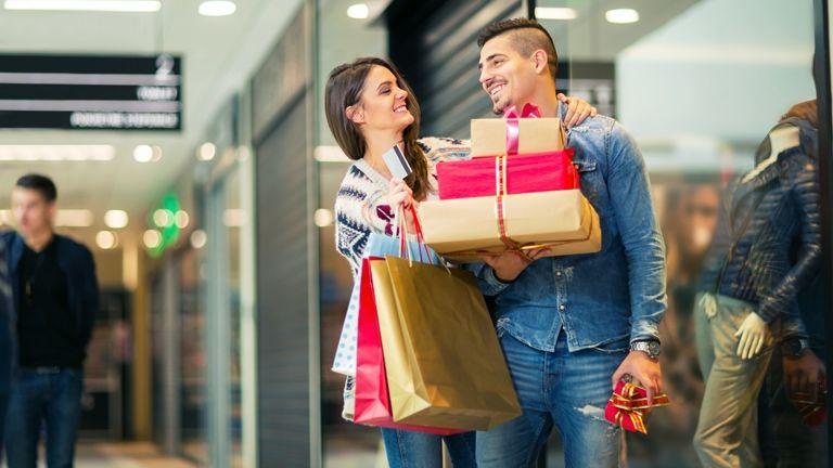 karácsony vásárlás