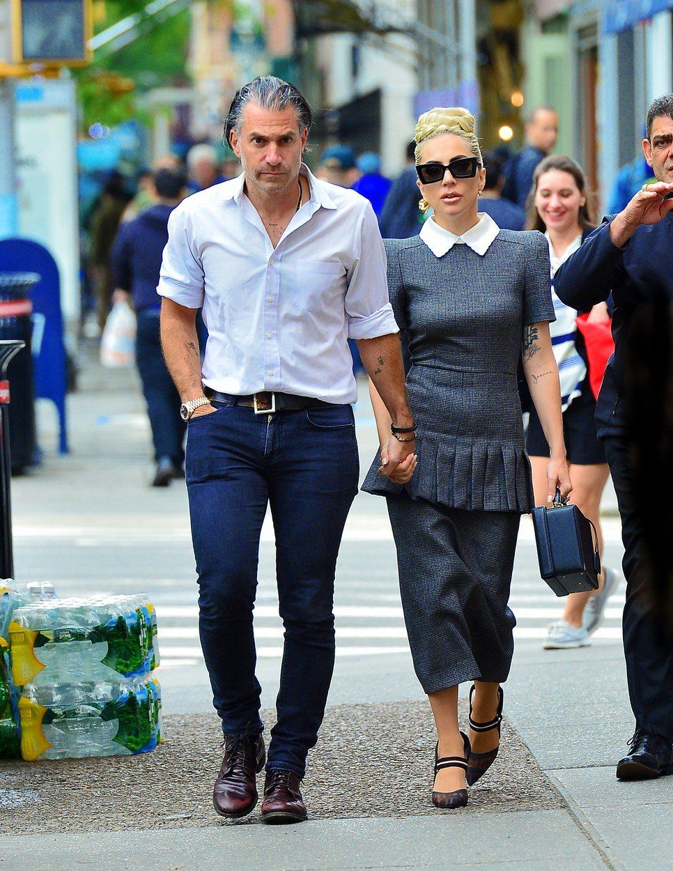 Lady Gaga és Christian Carino - Fotó: Profimedia