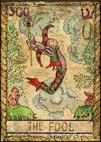 tarot kártya jóslás szerelem bolond