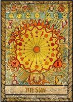 tarot kártya jóslás szerelem nap
