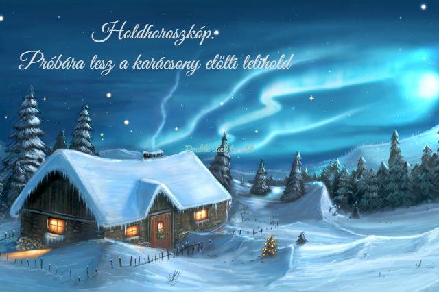 telihold karácsony heti holdhoroszkóp 2018. december 19-25.