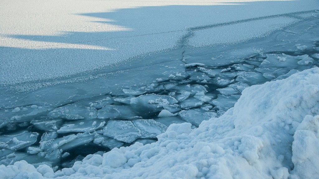 Kétszer gyorsabban melegszik az Északi-sark a globális átlagnál (illusztráció)