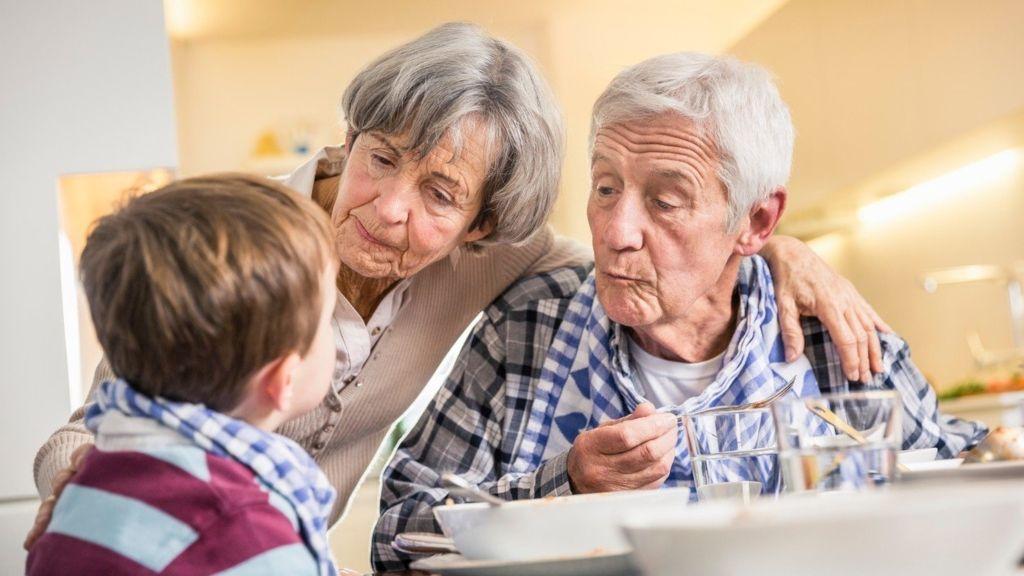 nagyszülők unokák kapcsolat