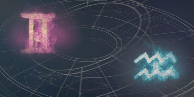 ikrek vízöntő párkapcsolat horoszkóp