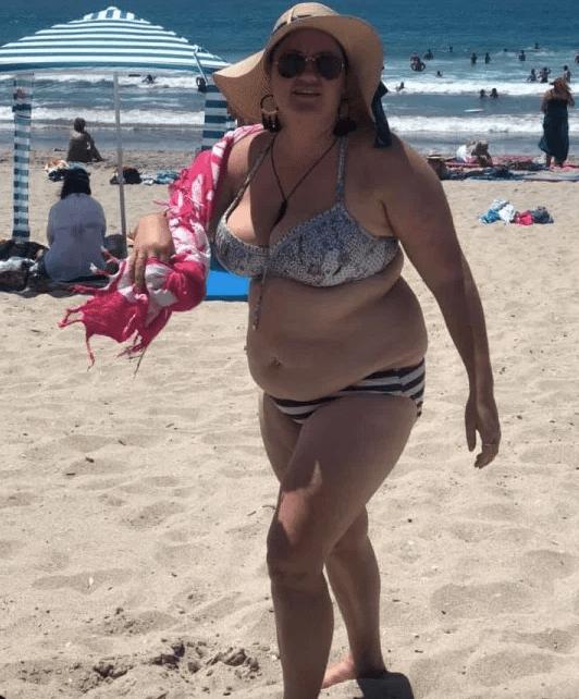 önbizalom testkép bikini