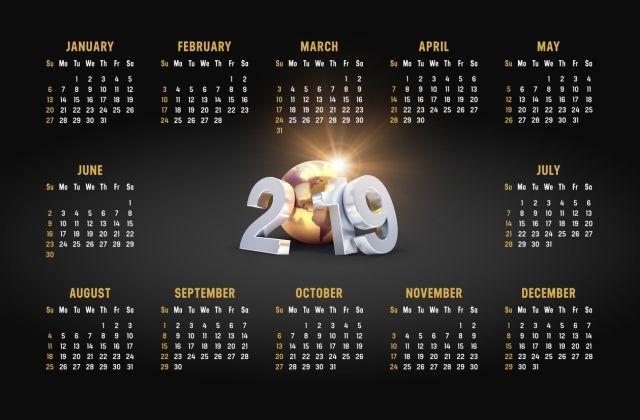 legszerencsésebb hónap horoszkóp 2019