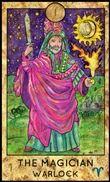 tarot-kártya jóslat mágus lapja