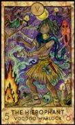 tarot-kártya jóslat próféta lapja