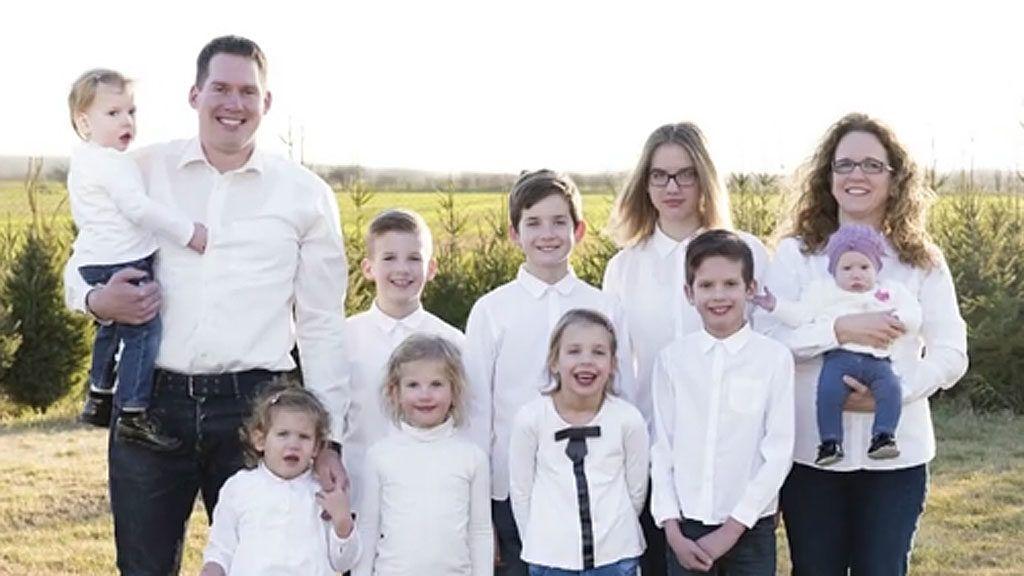 A tizedik gyereke született meg a szegedi házaspárnak
