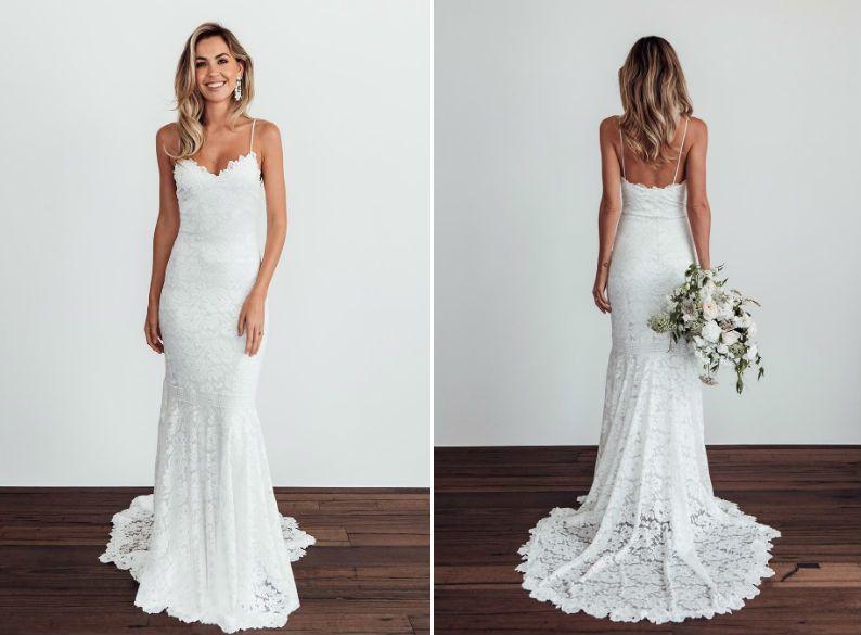 Ilyen a tökéletes menyasszonyi ruha – a férfiak szerint  2ffdc82d00