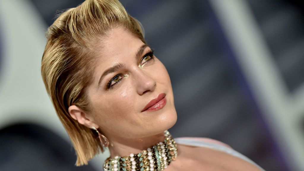 The serious patient Selma Blair was a queen of the Academy