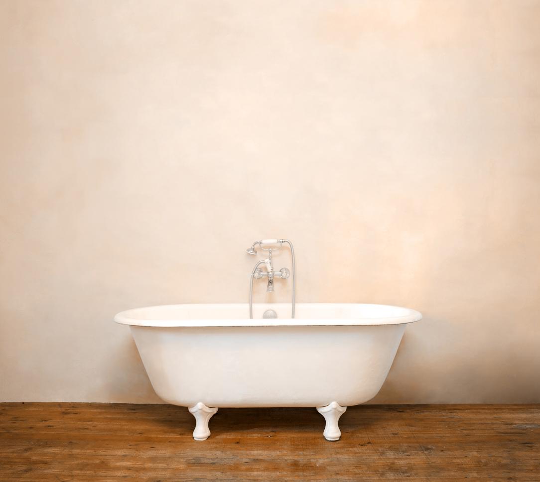 vintage, fürdőszoba, kád