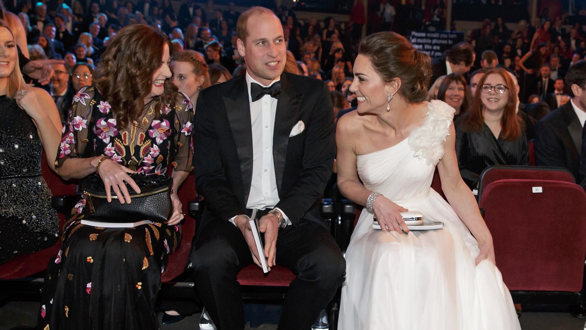 e522a67221 Katalin hercegné menyasszonyi ruhában is bekerült a legjobban öltözöttek  közé – BAFTA-gála 2019