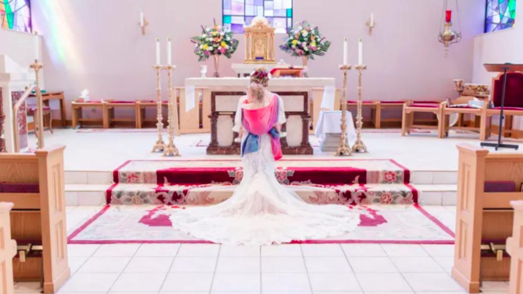 esküvői fotó esküvő hordozó
