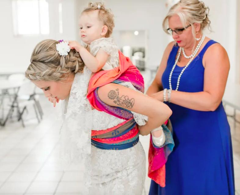 esküvő, esküvői fotó, hordozó