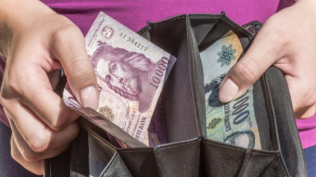 Friss hírek: Ezzel befejeződik a forint bankjegyek öt éve kezdődött megújítása.