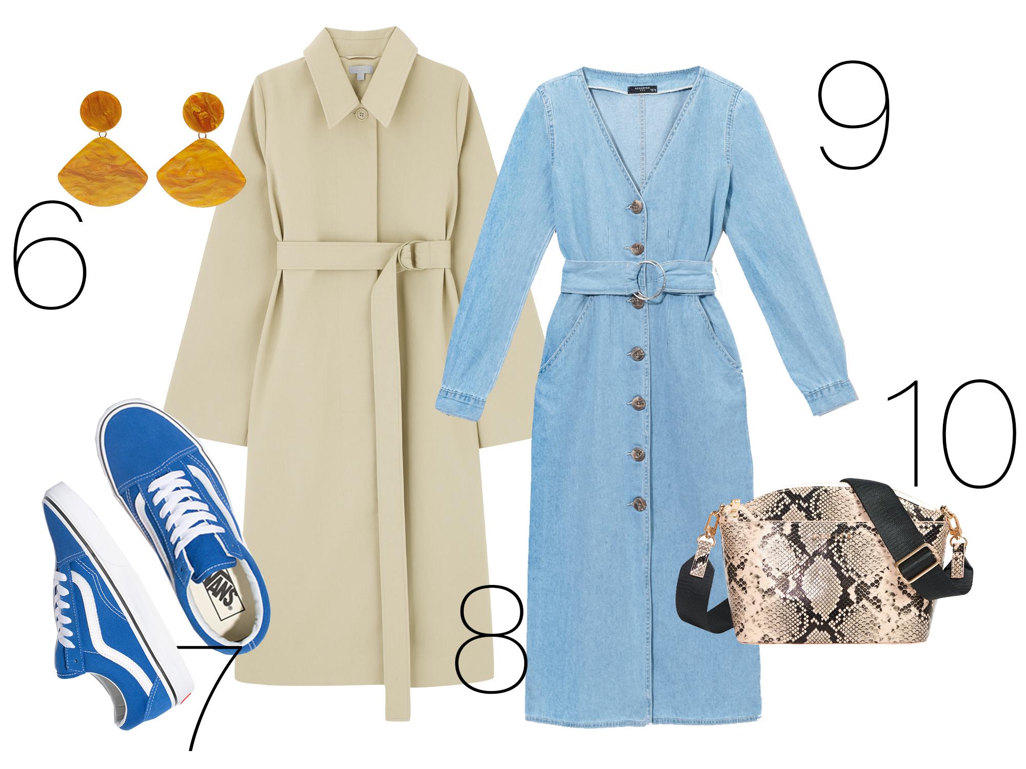 918b9539c4 Hosszú, nőies átmeneti kabátok, ballonok, szövetek. Ez lesz az idei trend –  COS.