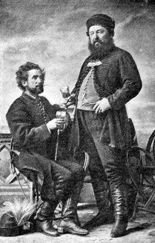 Lisznyai és Vahot (forrás: huszadikszazad.hu)