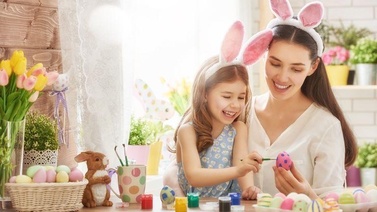diy húsvéti dekoráció