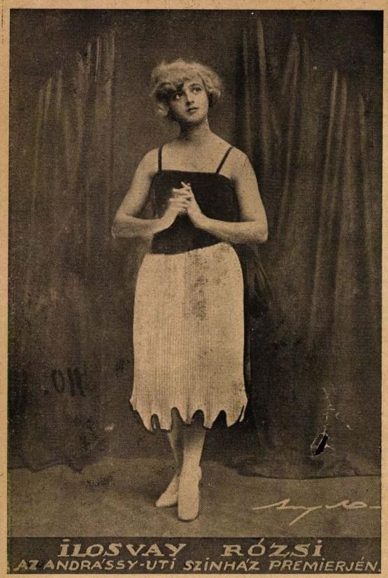 Ilosvay Rózsi