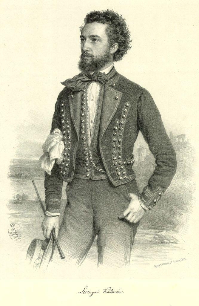 Lisznyai Kálmán (forrás: Wikipedia)