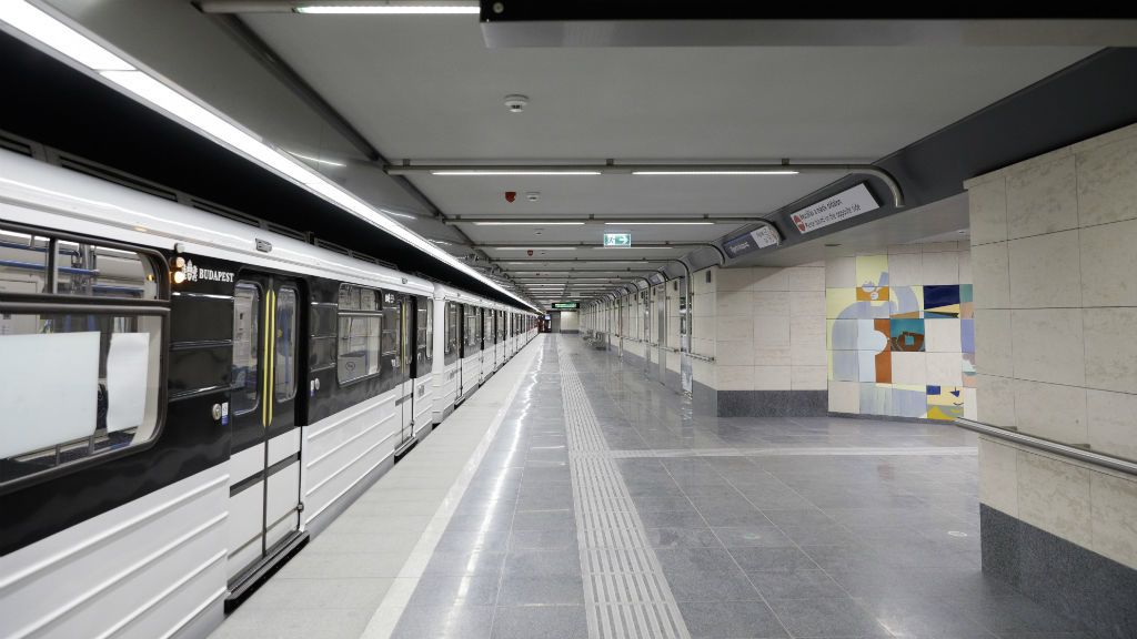 3-as metró, felújítás, átadás