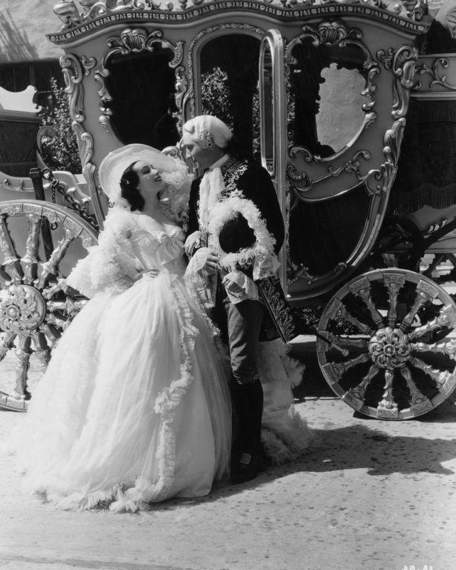 Jelenet a Madame DuBarry c. filmből (Fotó: Hulton Archive/Getty Images)