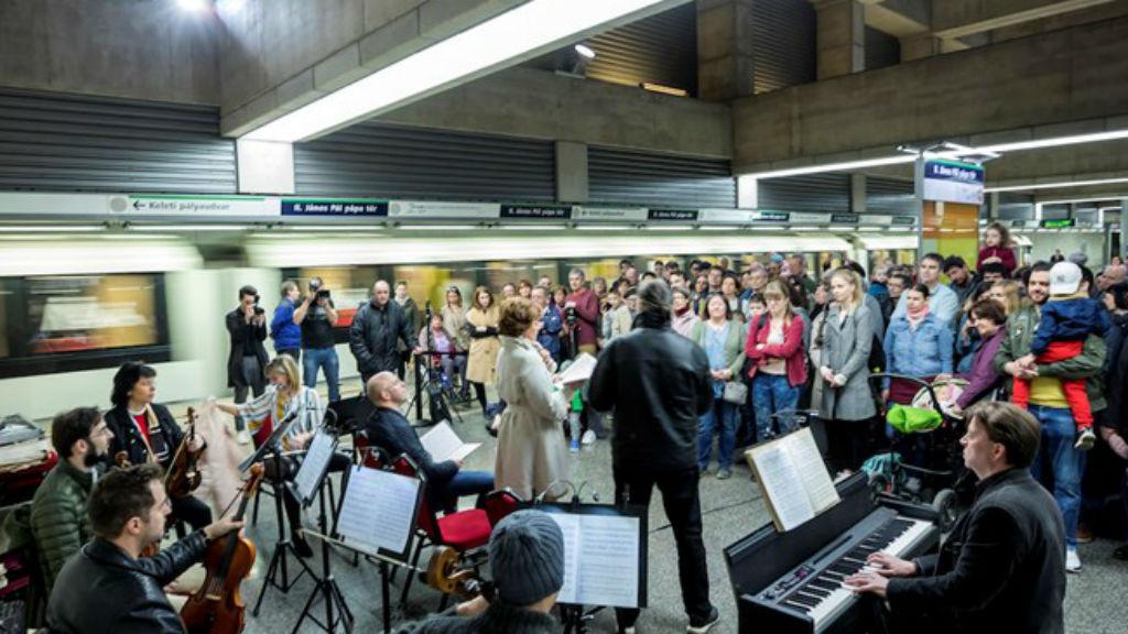 metro operaház koncert bach