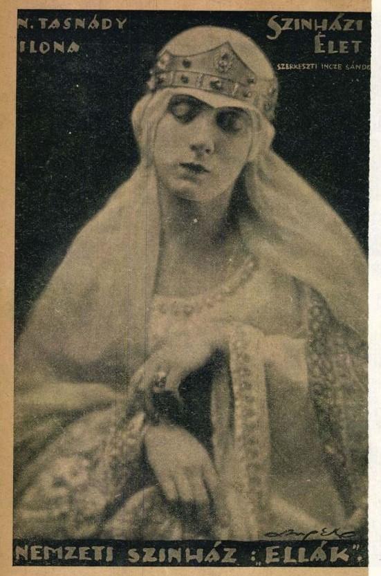 Tasnády Ilona