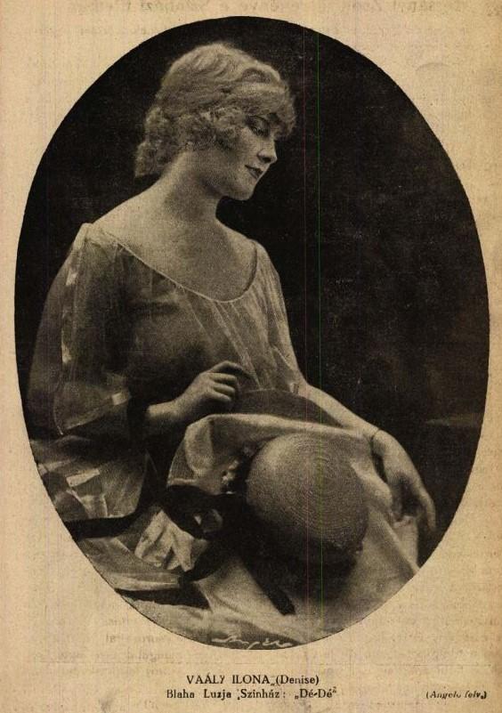 Vaály Ilona