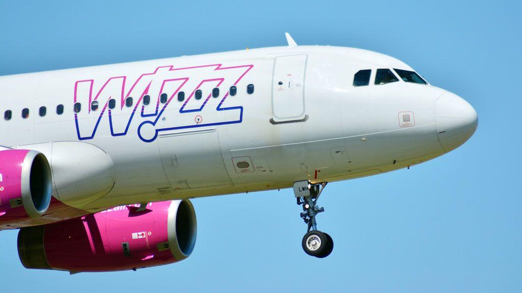 fef8e92600a9 Egy napja nyaral Londonban a budapesti Wizz Air-járat   nlc