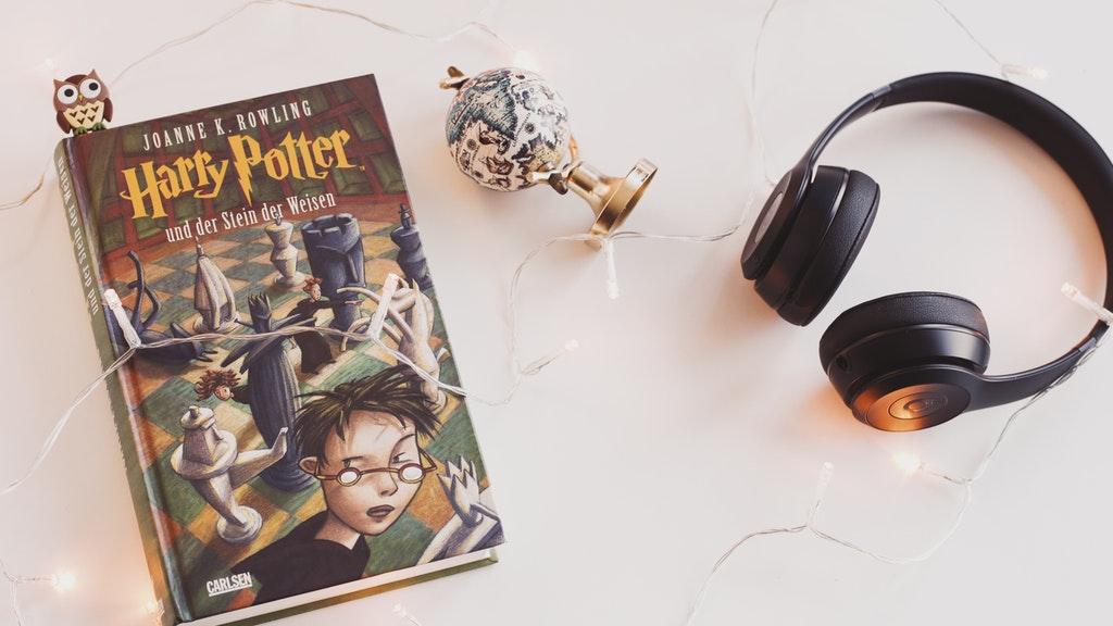 Harry Potter, könyv