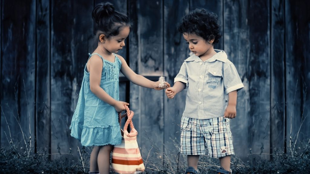 barátság gyereknevelés tanács
