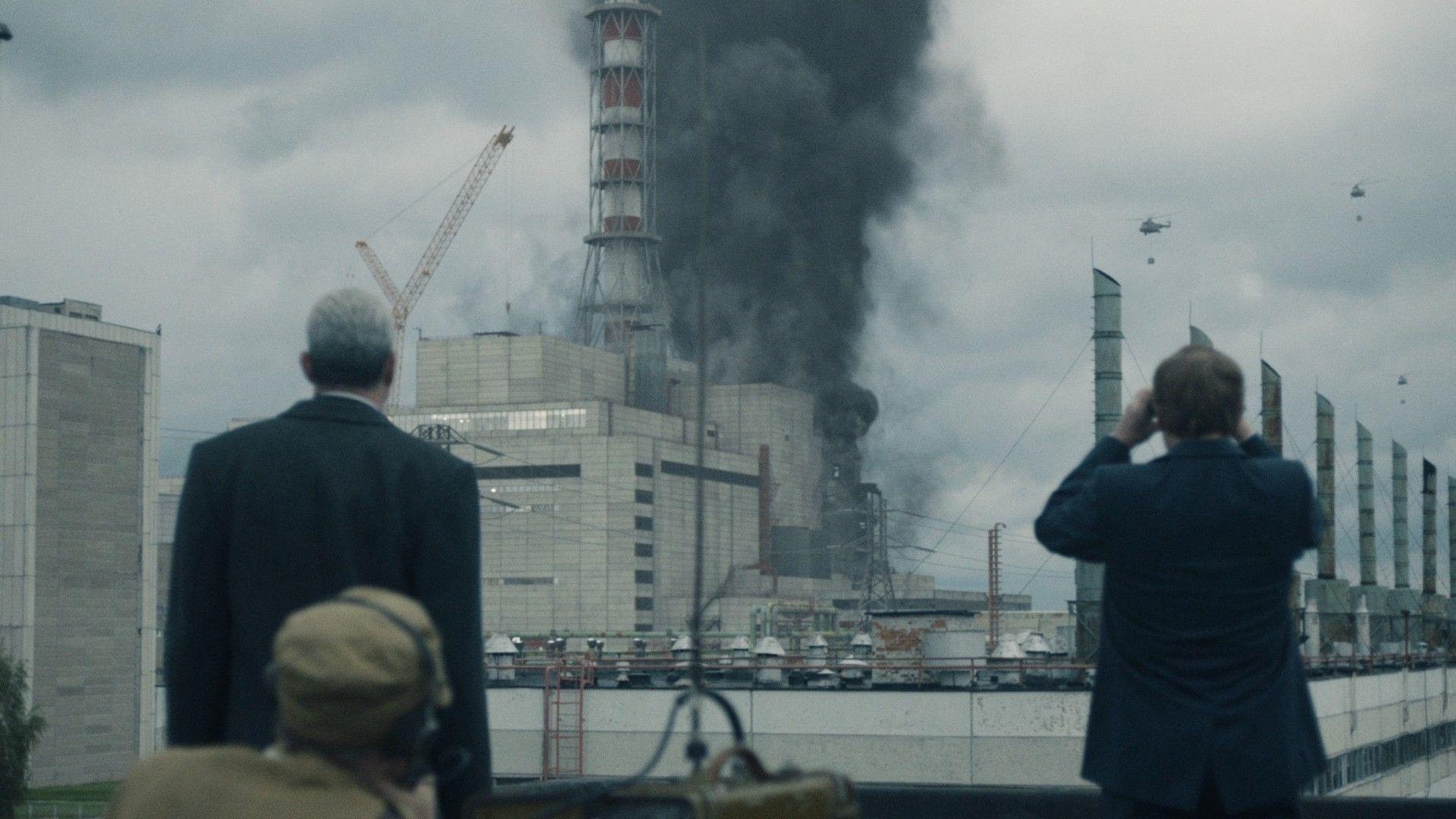Csernobil. Fotó: HBO
