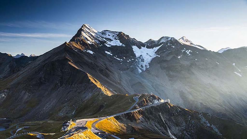 alpesi gleccser