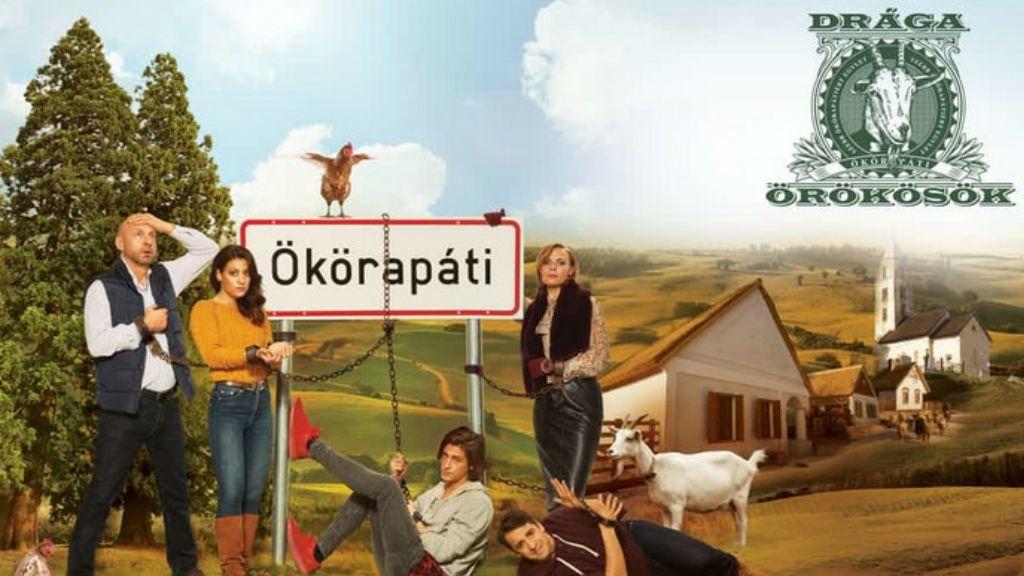 Újraindult a Drága örökösök forgatása (Fotó: RTL Klub)