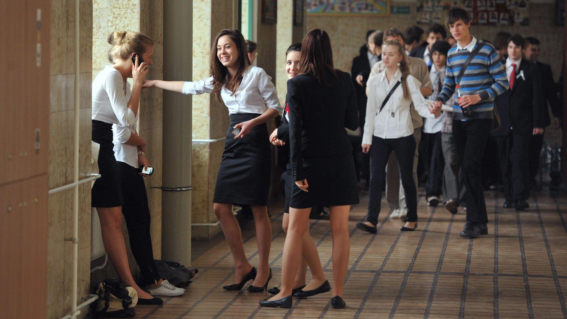 Nem tart a kormány az érettségitől (MTI Fotó: Koszticsák Szilárd)