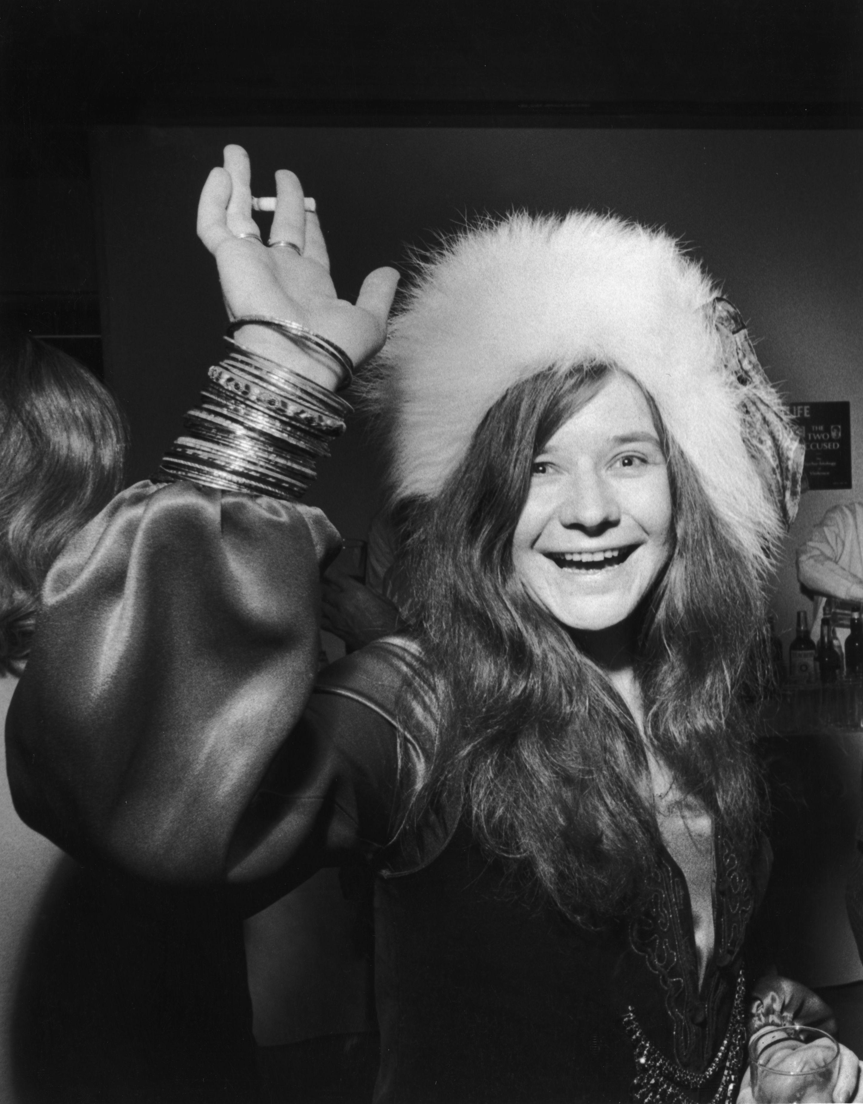 Janis Joplin - Fotó: Getty Images