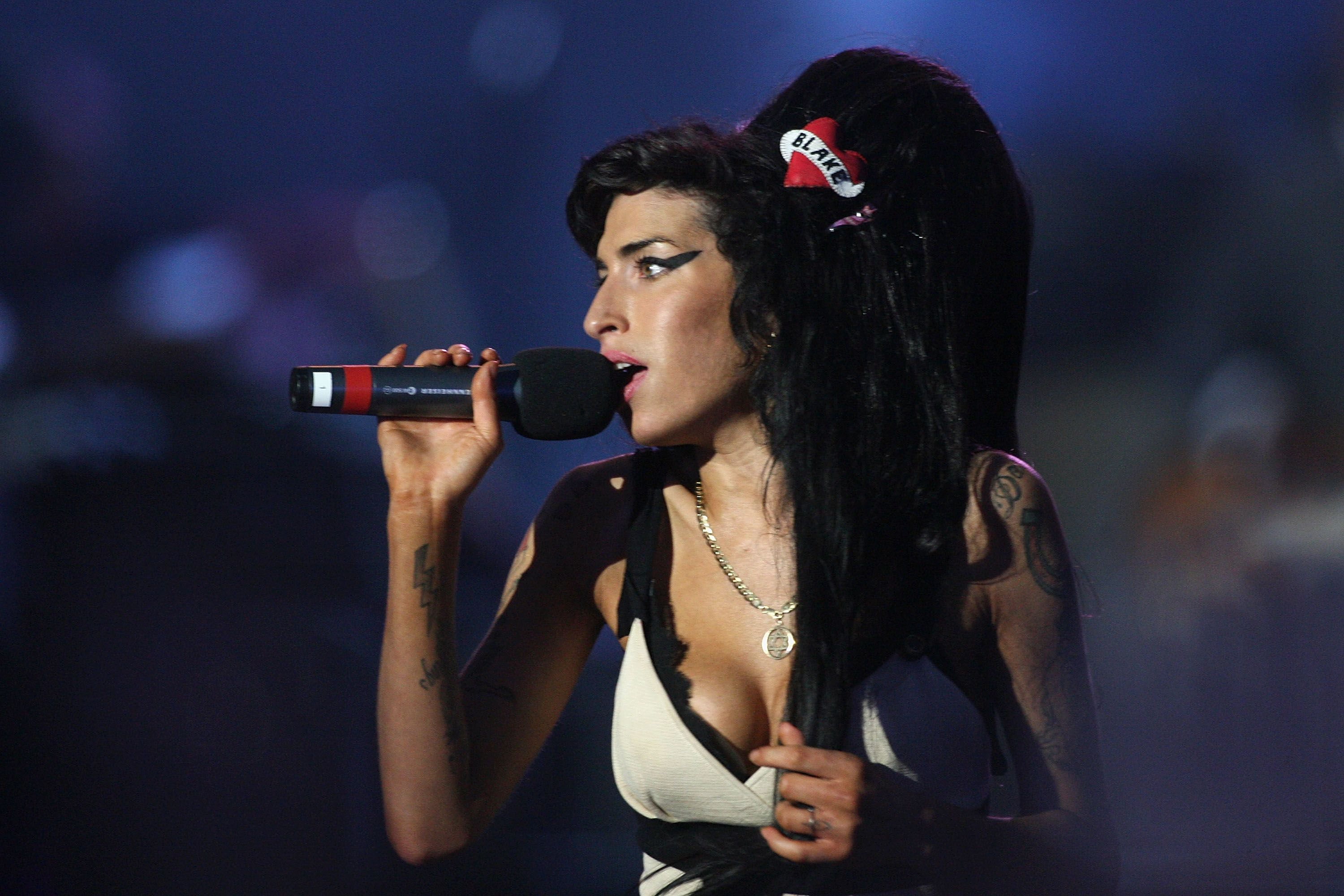 Amy Winehouse - Fotó: Getty Images