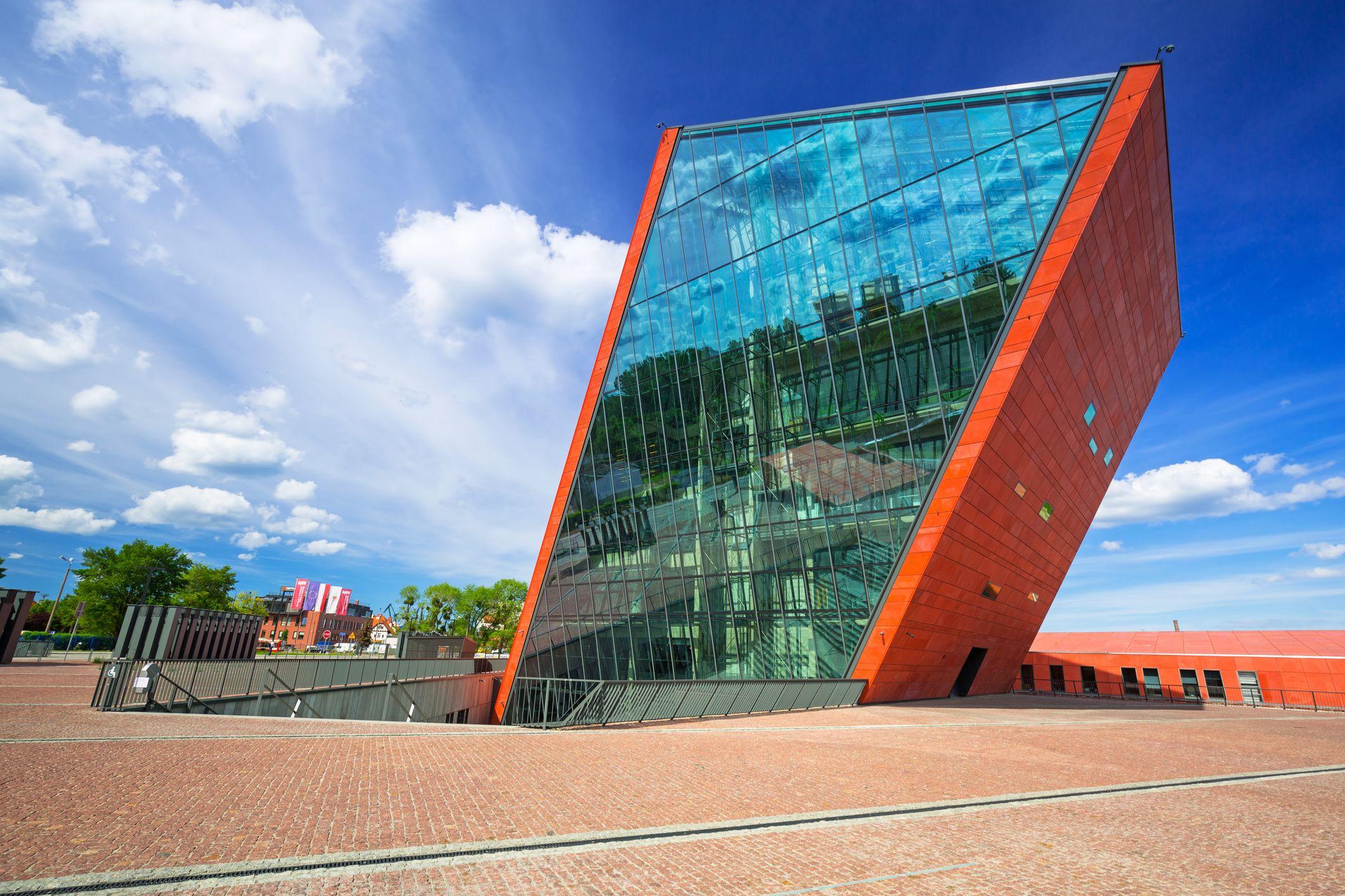 Második Világháború Múzeuma, Gdansk