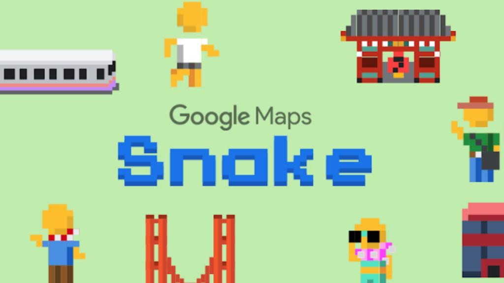 677219348f Április 1-je alkalmából egy új funkciót tett elérhetővé a Térkép nevű  alkalmazásában a Google: a legendás Snake – azaz a Kígyó – újragondolt  változatával ...