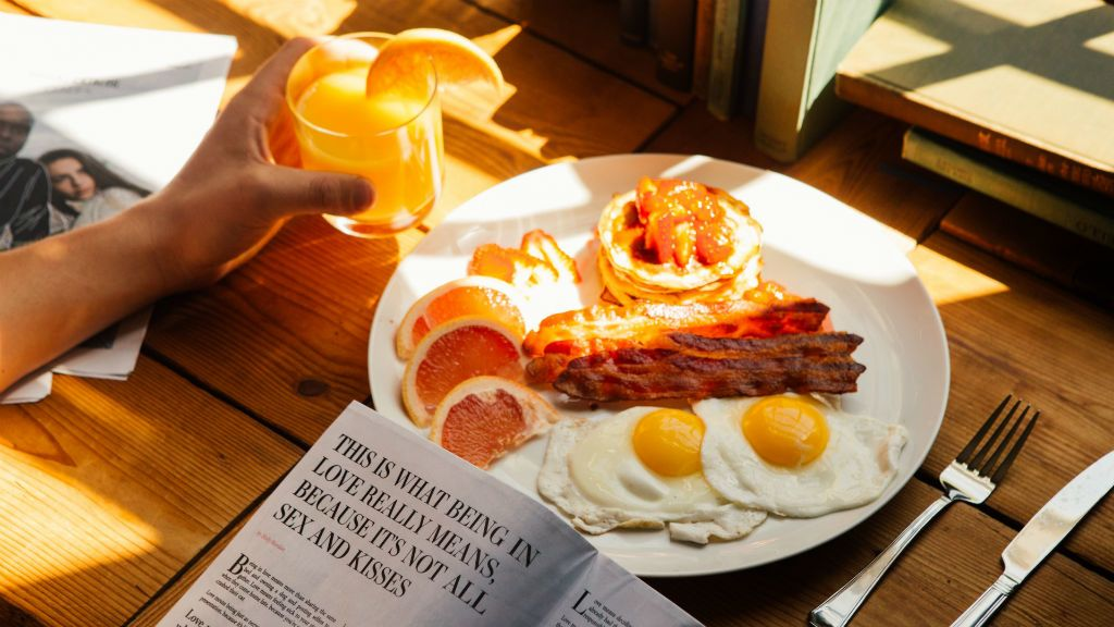 reggeli tojás egészséges