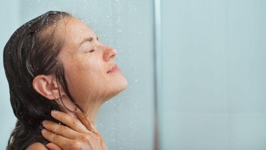 zuhany forró víz tanácsok