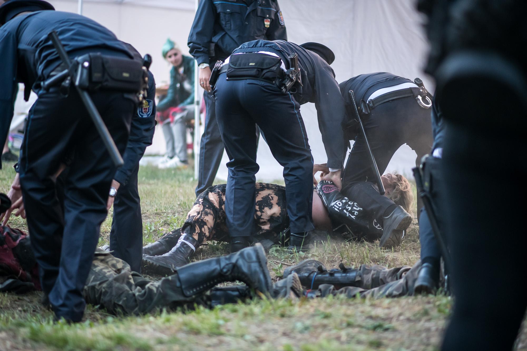 Punk rock orgia
