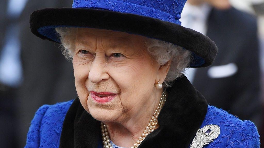 II. Erzsébet arcát felhasználva készült a beszéd