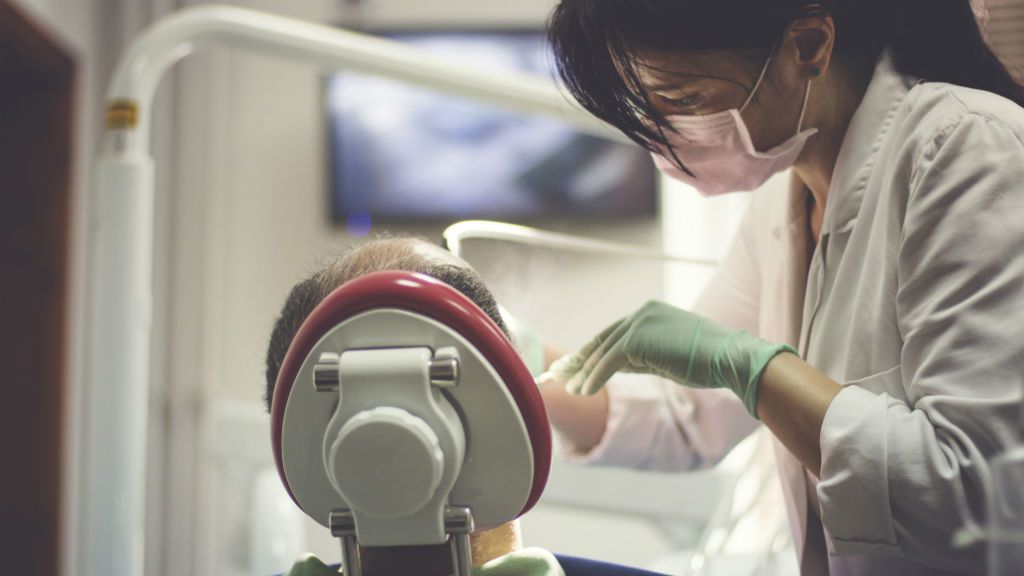 A fogorvosok egyre kevesebb amalgámot használnak (Fotó: iStock)