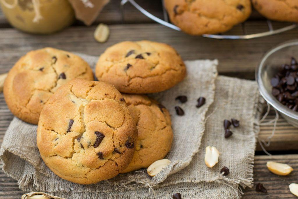 Francia csokis-mogyorós keksz (Fotó: Profimedia)
